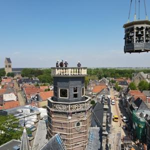 toren stadhuis 2 Foto Tjeerd van der Werf
