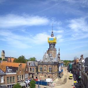 toren stadhuis - Foto Friso